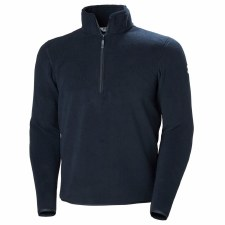 Helly Hansen feather Pile 3/4 Zip Navy Medium