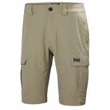 Helly Hansen QD Cargo Shorts (Beige) 34