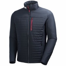 Helly Hansen Crew Insulator Jacket Mens (Navy) Small