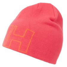 Helly Hansen Outline Beanie Adults Coral OSFA