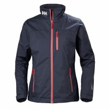 Helly Hansen Womens Crew Midlayer Graphite Small