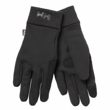 Helly Hanse Fleece Touch Liner Glove (Black) SMALL