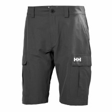 Helly Hansen QD Cargo Shorts (Ebony) 32