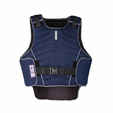 Harry Hall Zeus Body Protector Adults (Navy) Small