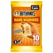 Hothands Hand Warmers 5 Pack