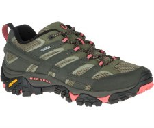 Merrell Moab 2 GORE-TEX® (Beluga Olive Pink) 5