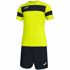 Joma Academy II Set (Yellow Black) Age 4-6