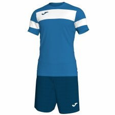 Joma Academy II Set (Royal Blue White) Age 0-2