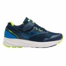 Joma Fast Junior Velcro (Navy Lime Blue) 10