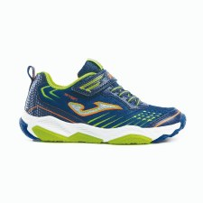 Joma Aton Junior Velcro (Navy Green Orange) 12
