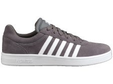 K Swiss Court Cheswick (Grey White) 7