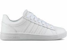 K Swiss Court Winston Womens (White) 4
