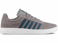 K Swiss Court Cheswick (Grey Navy) 8