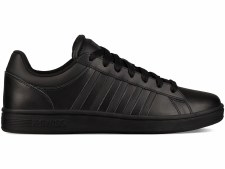 K Swiss Court Winston Mens (Black Black) 5.5