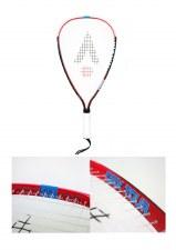 Karakal CRX Tour Racquet Ball Racket (Red/Black/White)