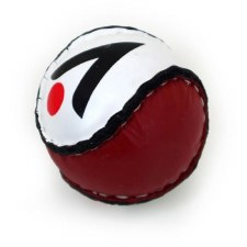 Karakal Training Sliotar Maroon White Junior (4)