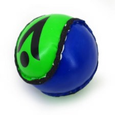 Karakal Training Sliotar Blue Green Junior (4)