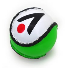 Karakal Training Sliotar Green White Junior (4)