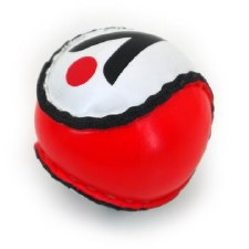 Karakal Training Sliotar Red White Junior (4)