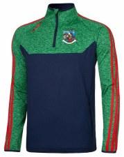 O'Neills Kilmurry Ibrickane Kasey Half Zip (Navy Green Red) 5-6