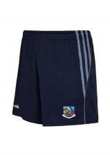 O'Neills KIlmurry Ibrickane GAA Solar Shorts (Navy Marl) 9-10