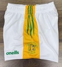 O'Neills Kilmihil Gaelic Shorts (White Amber Green) 24