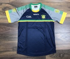 Masita Kilmihil Training Jersey (Navy Grey Green Yellow) Age 3-4