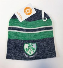 CS Kilrush Shamrock Beanie Hat