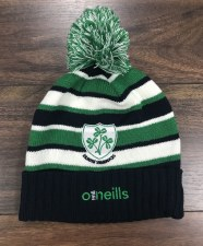 O'Neills Kilrush Shamrocks Bobble Hat Adults OSFA