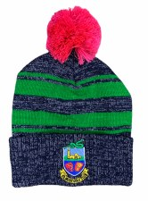 CS Kilrush Golf Club Bobble (Navy Green Pink)