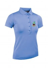 Glenmuir Kilrush Golf Club Polo Paloma Ladies (Sky Blue) Small