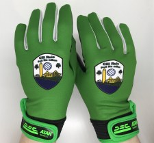 Atak Kilrush Ladies Crested Gaelic Gloves (Green) 5-6