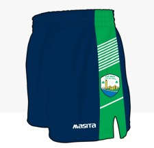 Masita Kilrush Ladies Short 22