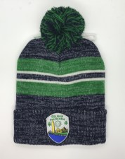 CS Kilrush Ladies Bobble Hat