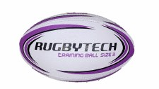 Rugbytech Kilrush RFC Ball Size 3