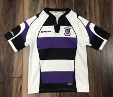 O'Neill Kilrush RFC Rugby Jersey (Black White Purple) 5-6