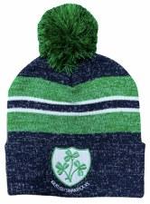 CS Kilrush Shamrock Bobble Hat
