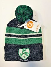 CS Kilrush Shamrock Bobble Hat
