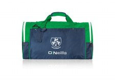 "O'Neills Kilrush Shamrocks Denver Holdall 22"" (Navy Green White)"