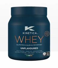 Kinetica Whey Protein (Unflavoured) 300g