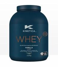 Kinetica Whey Protein (Vanilla) 2.27kg