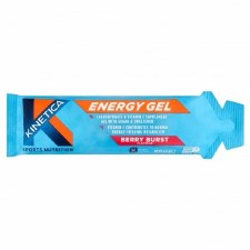 Kinetica Energy Gel 60ml Berry