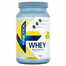 Kinetica Whey Protein (Banana) 1kg
