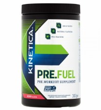 Kinetica Pre Fuel (Berry Flavour) 300g