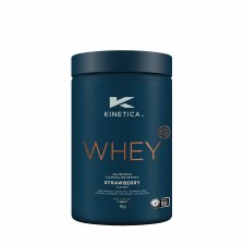 Kinetica Whey Protein (Strawberry) 1kg