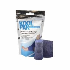 Koolpak Elasticated Cold Bandage (Blue) 7.5cm x 2m