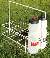 LS 8 Bottle Wire Carrier (Only)