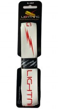 LS Lightning Hurling Grip XL (White Red)