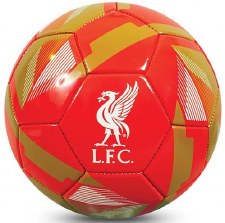 Liverpool Refex Football (Red Gold White) 5