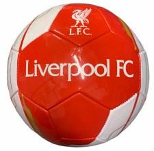 Liverpool Vortex Football (Red White) Size 5